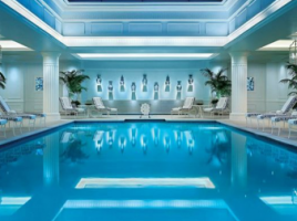 Indoor Pool, Four Seasons