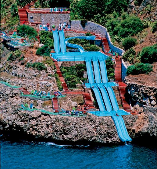 aqua park italy