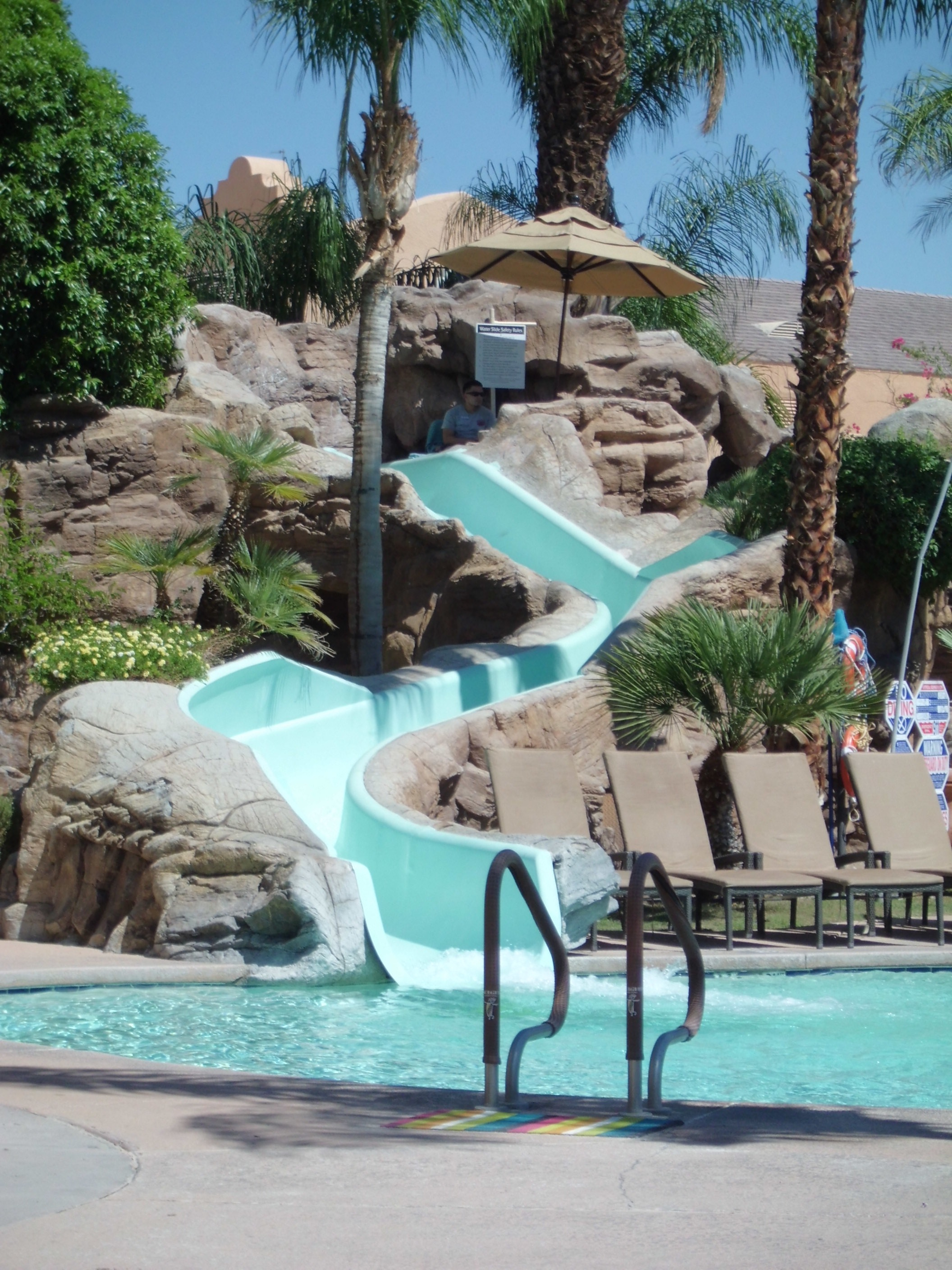 The Pools At The Mission Hills Westin Rancho Mirage