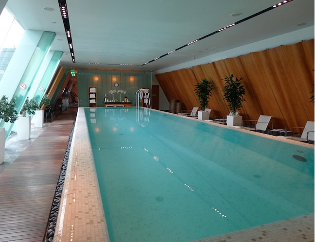 3 Castles With Hotel Swimming Pools