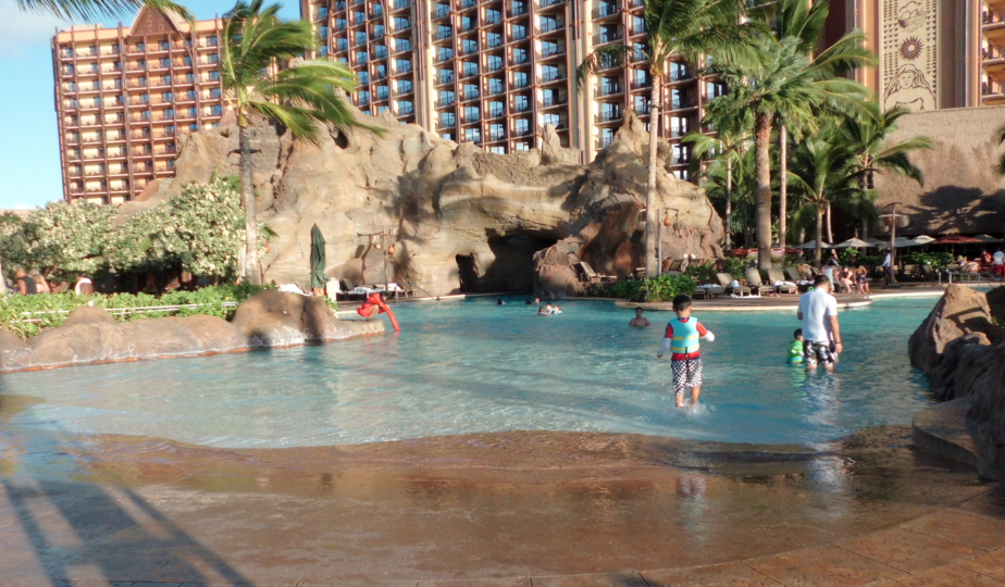 Disney Aulani: Main Pool