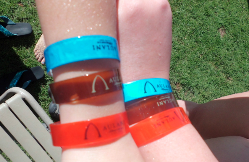 Disney Aulani Wristbands
