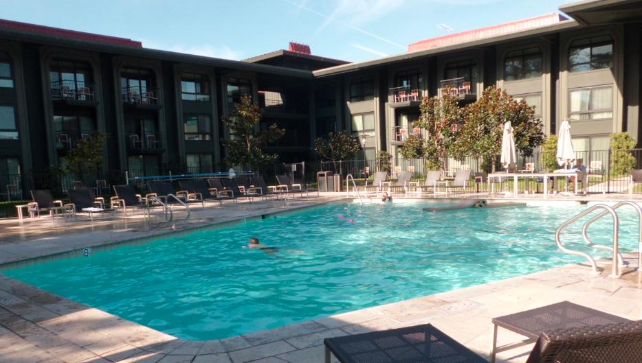 Hyatt Regency Main Pool 2