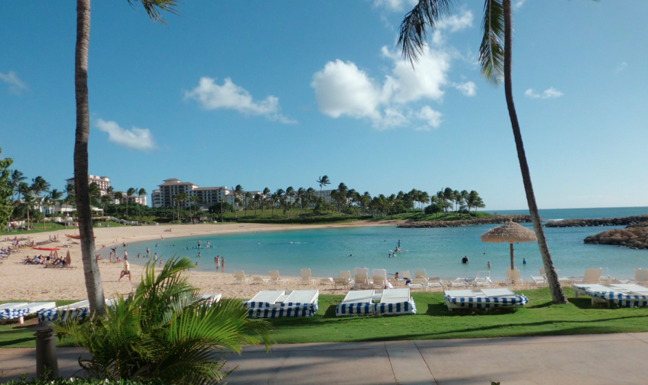 JW Marriott KoOlina Laggon