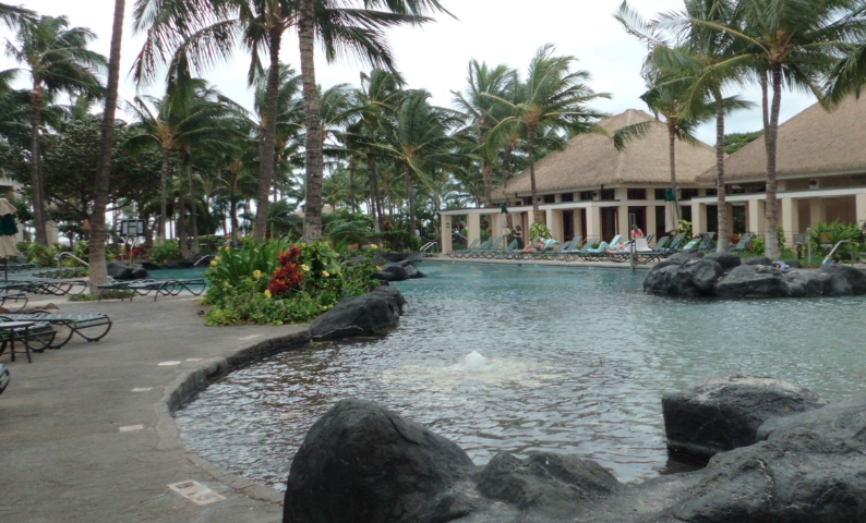 Beach Pool Island Ko Olina