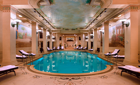 The Pool at the Ritz, Paris