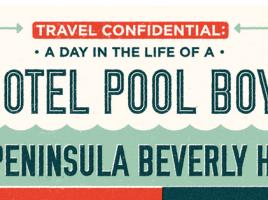 Pool Boy Infographic