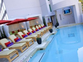 W Hotel Atlanta Buckhead Pool