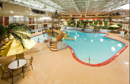 Holiday Inn Fargo Indoor Pool