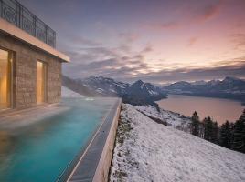 Villa Honegg, Switzerland