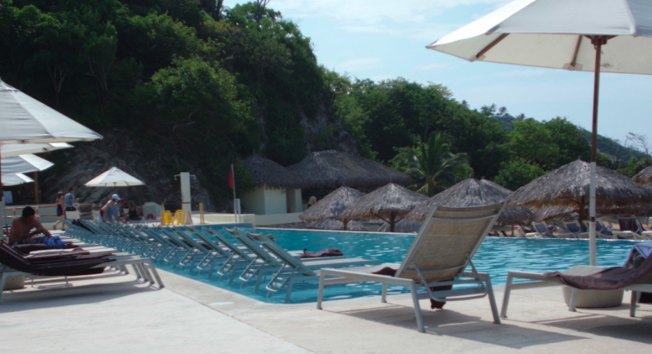 Dreams Huatulco Adults Only Infinity Pool
