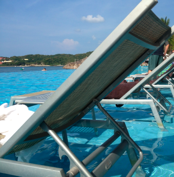 Dreams Huatulco Chaise