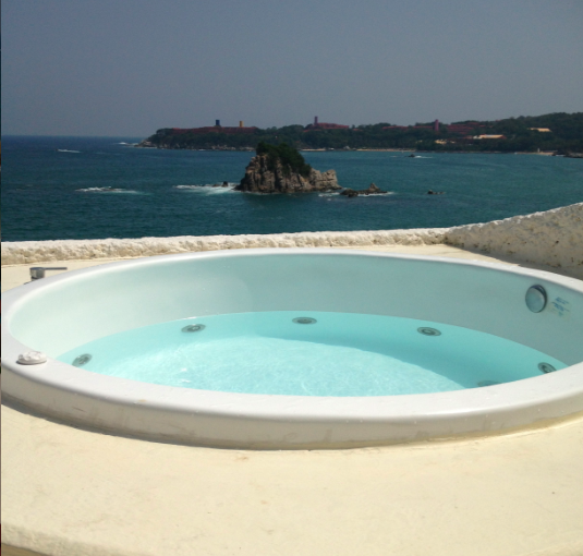 Dreams Huatulco Private Plunge_Pool