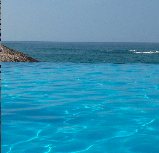 Dreams Huatulco Infinity Pool