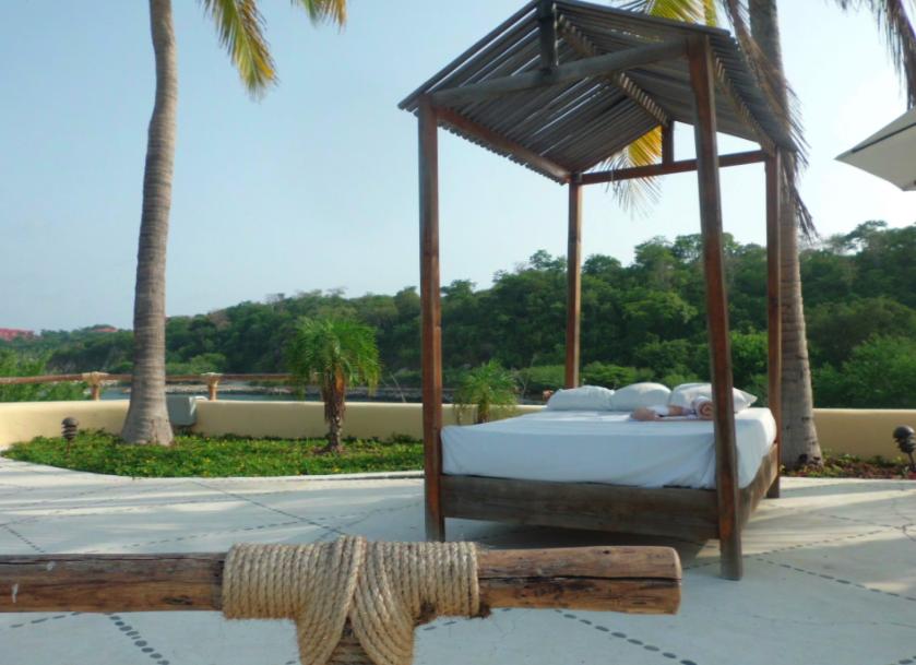 Quinta Real, Huatulco, Bali Bed