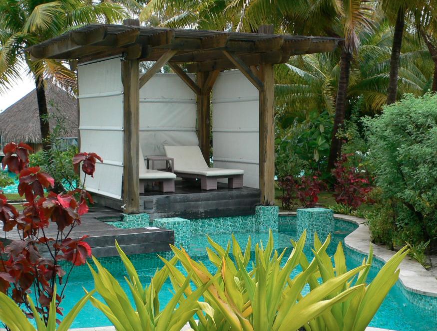 St. Regis, Bora, Bora cabana