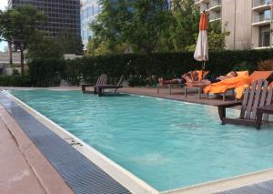 Century Plaza Pool