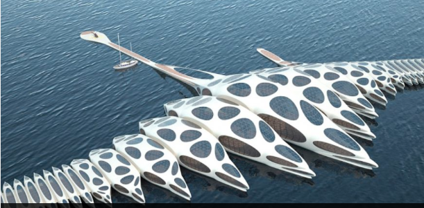FloatingHotelConcept