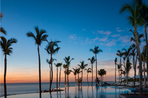 Palmilla Hotell Pool, Cabo