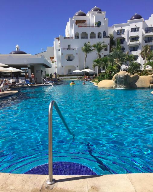 Pueblo Bonito Cabo Pool