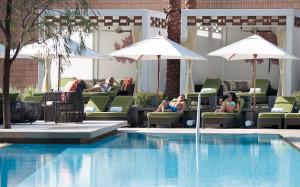 Mandarin Oriental Las Vegas Cabana