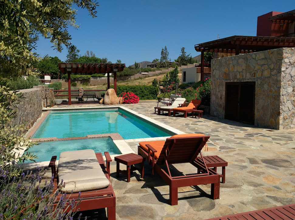 Villas Magalen Pool