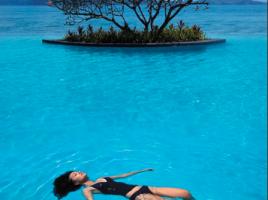 Borneo Shangri-La Infinity Pool