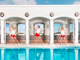 Berkeley Hotel London, Hula Hoop Classes